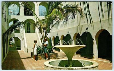 ST. THOMAS,  Virgin Islands   WATER ISLE COLONY CLUB  ca 1970s  Postcard