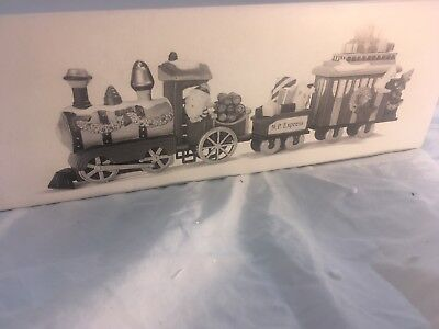 dept 56 north pole North pole express