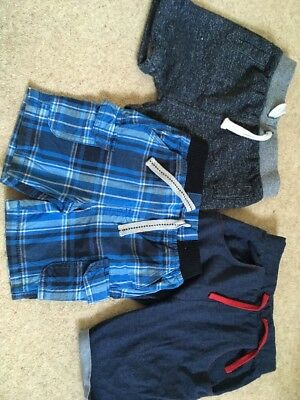 Boys Shorts Size 18-24 Months