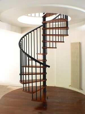 Spiral Staircase Stairs ... NEW.......OAK SERIES ( can deliver ) $5995.00 value