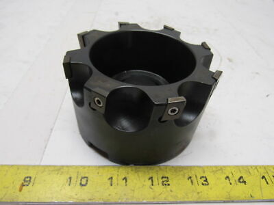 """Ingersoll 2/"""" Indexable Facemill 3//4/"""" Arbor QHU-20015D1R01 LOC2947A"""
