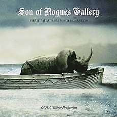 Rogues Gallery - Son Of Rogues Gallery:  Pirate NEW CD