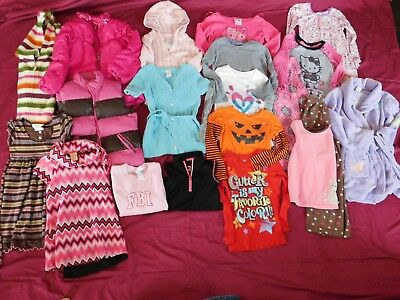 18- piece Girls' Size 5/6 and 6 Mixed Clothes Lot