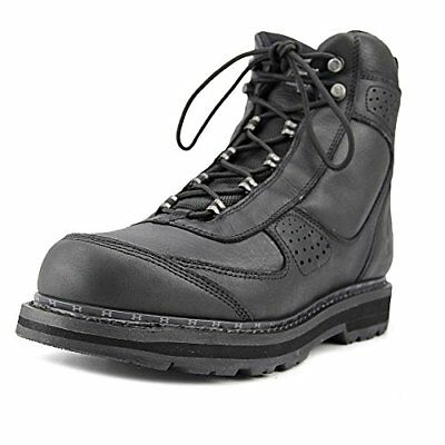 Under Armour LINDIG 6 WORK BOOTS Mens BOOTS 9 BLACK $149 LEATHER