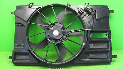 FORD TRANSIT CUSTOM Rad Cooling Fan assembly Mk1 2.2 with AC BK21-8C607-BB