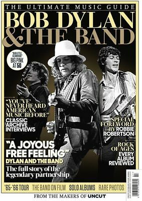 Bob Dylan & The Band - The Uncut Ultimate Music Guide..new