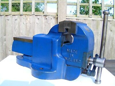 Record No. 22 Quick Release Engineers Vice. 1980's New Old Stock Collectors Vice