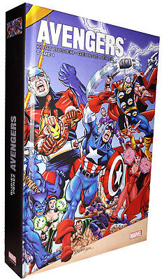 Comics - Integrale - Marvel - Icons - Avengers T.01 - Busiek / Perez