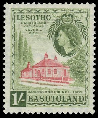 BASUTOLAND 59 (SG56) - National Council Chamber (pa90245)