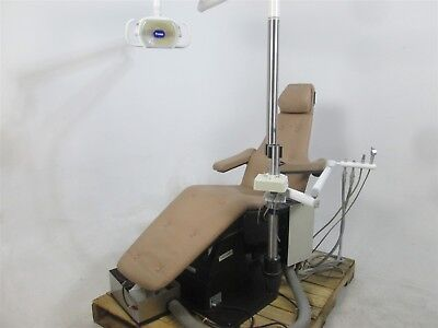 Planmeca Aristocrat Dental Patient Exam Chair w/ Proma Light & Delivery System