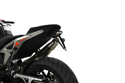 Support de plaque d'immatriculation queue Tag KTM DUKE 790 LED réglable