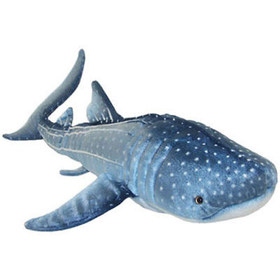 Adventure Planet Plush Whale Shark 24 Inch New Stuffed