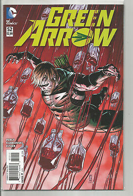 Green Arrow # 52 * New 52 * Near Mint