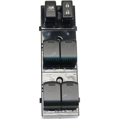 New Front Left Side Window Switch Fits 2009-2013 Infiniti G37 25401Jk42E