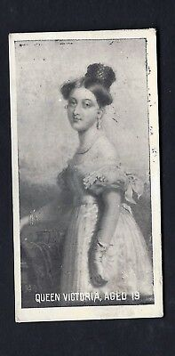 Faulkner - British Royal Family - Queen Victoria, Aged 19