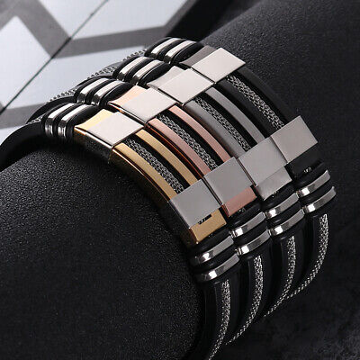 Boho Women Vintage Turquoise Beaded Punk Leather Bracelet Bangle Jewelry Gift