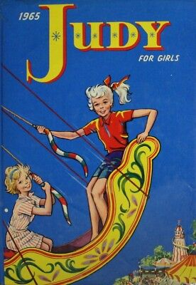 Judy For Girls 1965, , Very Good Book