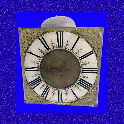 Queen Anne 30-Hour Fieldhouse of Leominster Longcase Clock Movement 1715