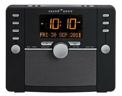 Sound Oasis Deluxe S-5000 Sleep Sound Therapy System