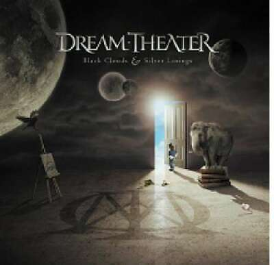 Dream Theater - Black Clouds & Silver Linings NEW CD