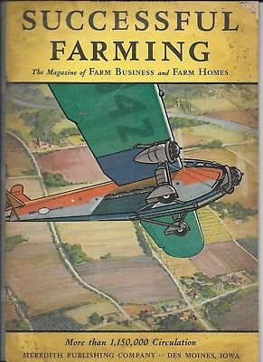 Successful Farming Magazine April 1932