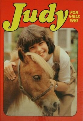 Judy for Girls 1981 (Annual), , Very Good Book