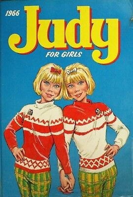 Judy for Girls 1966 (Published 1965), , Very Good Book