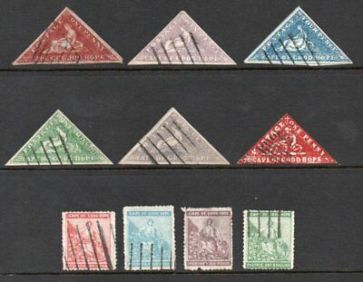 CAPE of GOOD HOPE TRIANGLES and OTHER FORGERIES