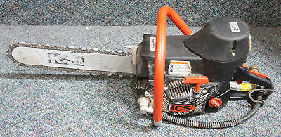 """ICS 680GC 14"""" Gas Powered Concrete Cutting Chainsaw"""