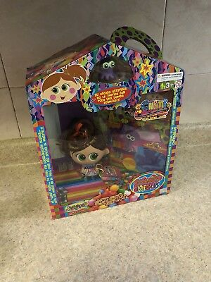 Mexican Toy Doll Original Distroller Chimichanga Sealed Box