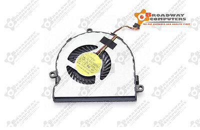 CPU Cooling Fan for HP Pavilion 15-AC, 15-AY, 15-BA Series 813946-001