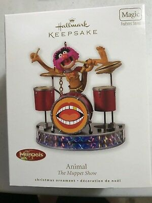 Hallmark Keepsake Ornament Animal (The Muppet Show)