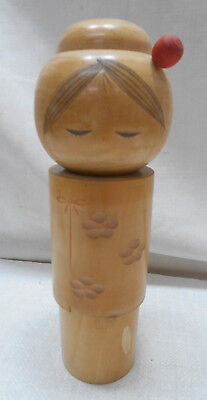 Kokeshi Japanese Doll Vintage Wooden Doll Creative Style #520