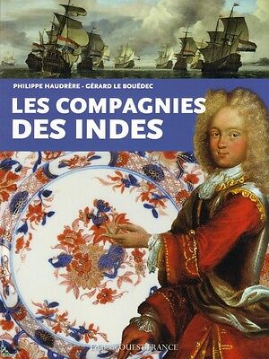 Compagnies des Indes, East India Companies, French book