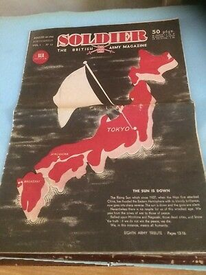1. Soldier Army Magazine August 1945