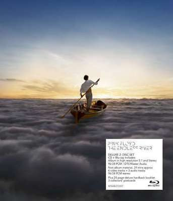 Pink Floyd - The Endless River Neue CD / Blu-Ray