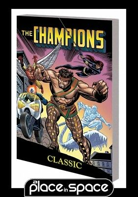 Champions Classic Complete Collection - Softcover