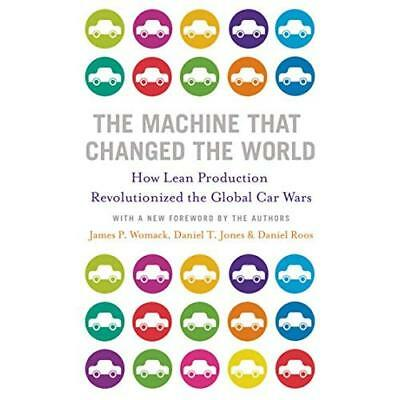 The Machine That Changed the World - Paperback NEW Womack, James P 2007-06-04