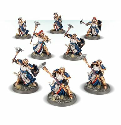 Stormcast Eternals 8 x Sequitors Soul Wars Age of Sigmar NEW