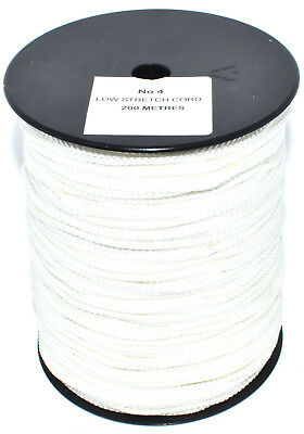 200 METRE NO.4 LOW STRETCH CORD 209kg PHOTO FRAME HANGING PHOTO CANVAS 52kg