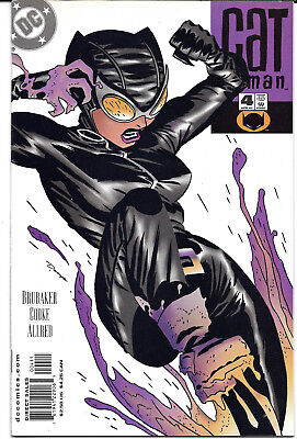 Catwoman (3rd Series) #4  2002 VF+ BAGGED BOARDED