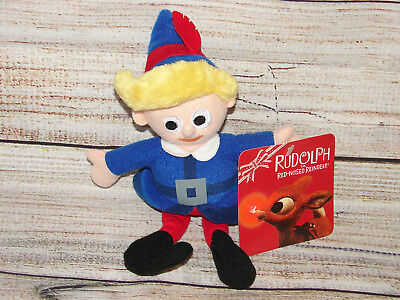 Rudolph The Red Nose Reindeer Hermey The Elf Plush Christmas Stuffed