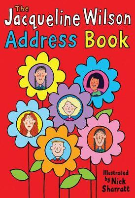Jacqueline Wilson Address Book by Jacqueline Wilson, Acceptable Book (Hardcover)