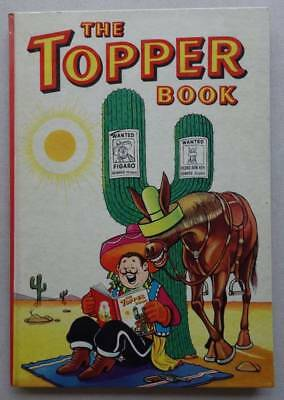 Topper Book 1961 One of the best we've seen VFN- (phil-comics)