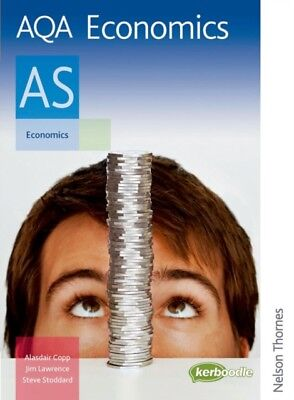 AQA Economics AS: Student's Book (Aqa As Level) (Paperback), Lawr...