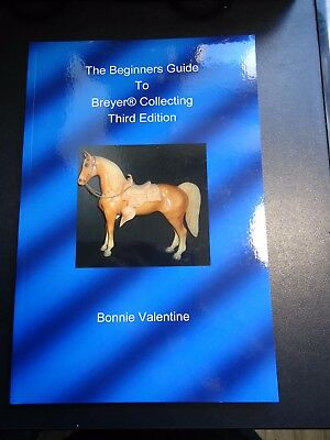Horse Book the Beginners Guide to Breyer Collecting 3rd Edition