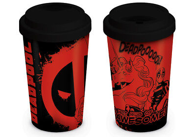 Deadpool (Unicorn)  Travel Mug MGT24990  - 12oz/340ml