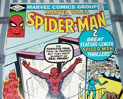 The AMAZING SPIDER-MAN #1 Reprint in Marvel Tales #138 from Apr 1982 in VF/NM DM