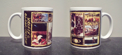 SONIC YOUTH MUG limited  RARE BRAND NEW- BOXED sisters