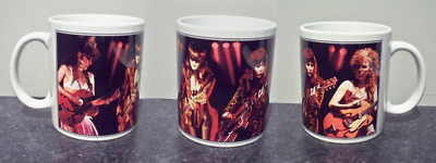 THE CRAMPS MUG, LIMITED RARE NEW- BOXED poison ivy